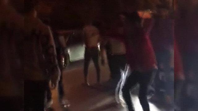 Asker uğurlamasında İstanbul'u birbirine kattılar
