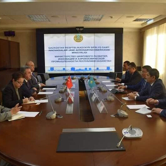تركيا تتوصل لتفاهم مع كازاخستان لتصنيع أقمار صناعية ومكوناتها