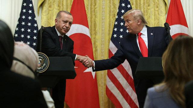 Erdoğan-Trump görüşmesi ABD medyasında büyük yankı uyandırdı: Hiçbir lider Erdoğan kadar istediğini elde edemedi