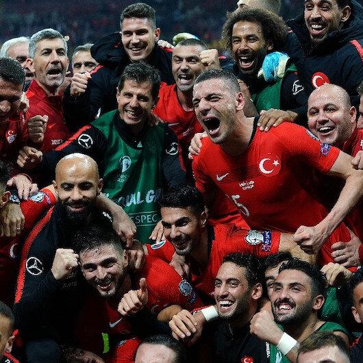 Millilerimiz EURO 2020 Avrupa Futbol Şampiyonasında