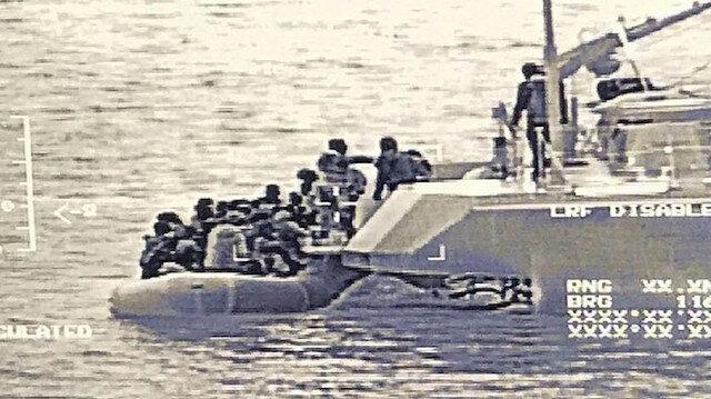 تركيا.. إنقاذ 51 مهاجرًا في بحر إيجه