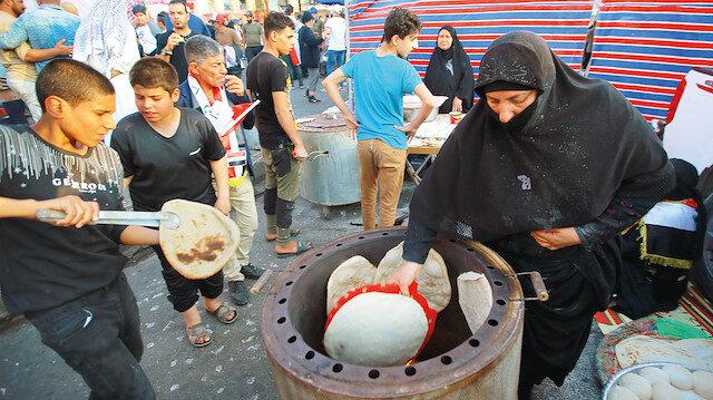 Tahrir'in gönüllü kadınları