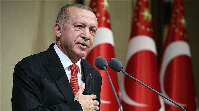 أردوغان: سنواصل الوقوف بجانب قبرص والقبارصة الأتراك