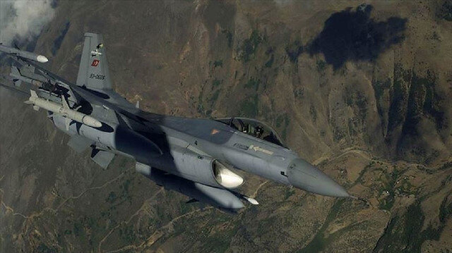الدفاع التركية: تحييد 6 إرهابيين من