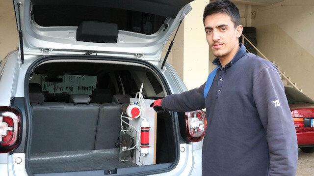 Petrol savaşlarını bitirecek buluş: Araçların yüzde 50 suyla çalışmasını sağlayan sistem geliştirildi