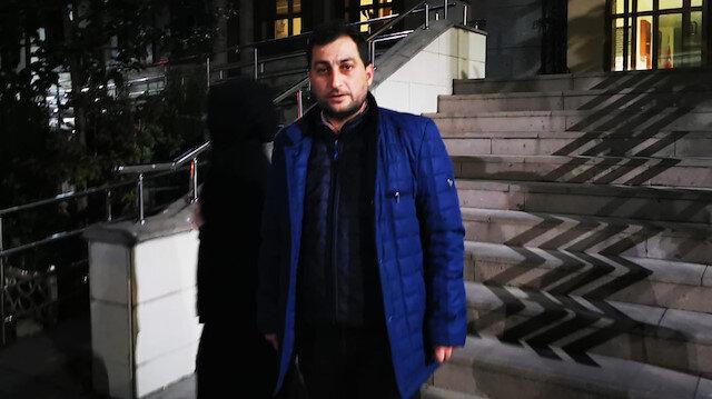 Rabia Naz'ın babası adli kontrol şartıyla serbest bırakıldı