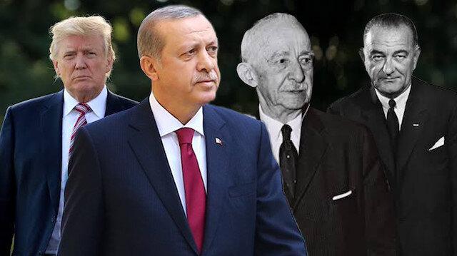 Türkiye ABD arasındaki mektup krizinin tarihi süreci