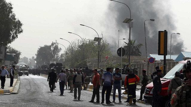 الإعلام الأمني تكشف محصلة انفجار وسط بغداد