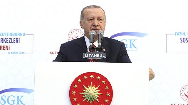 Cumhurbaşkanı Erdoğan: Ne zaman emekli olması gerekiyorsa o zaman emekli olsun