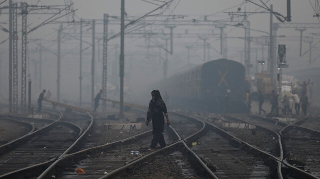 New Delhi air is world's most polluted: Watchdog group