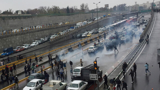 One killed in petrol protests in Iran