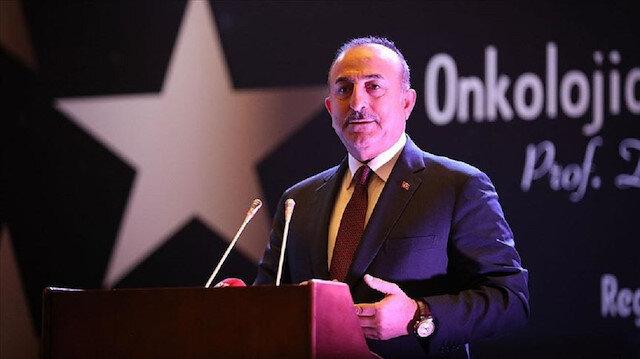 تشاووش أوغلو: تركيا الأولى عالميا في مجال المساعدات الإنسانية