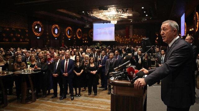 أكار: نأمل في تخلي الاتحاد الأوروبي عن مواقفه المتحيزة