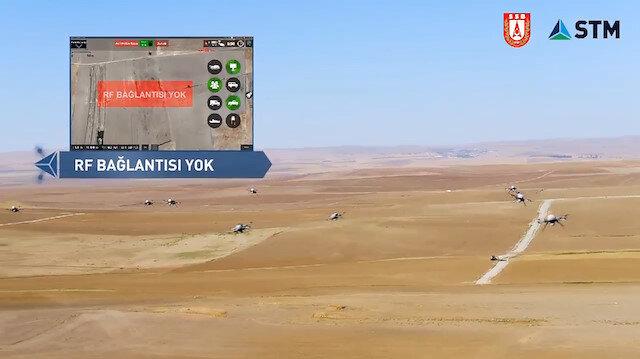 İHA'lar artık GPS olmayan ortamda da görev yapabilecek