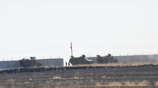 استكمال الدورية التركية الروسية السابعة شرق الفرات