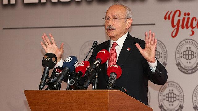 Kılıçdaroğlu: Devleti yönetmek CHP'yi yönetmekten kolay