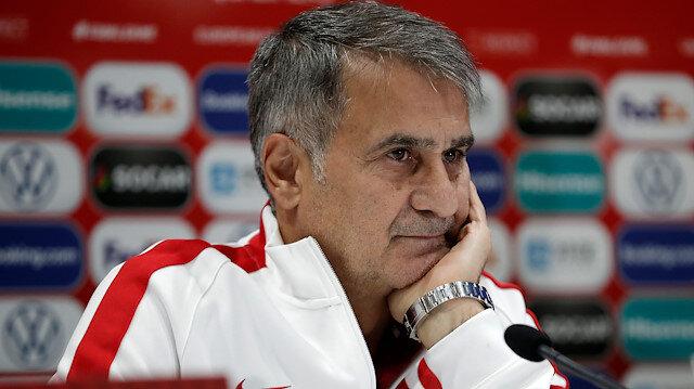 Şenol Güneş: Hedefim ikinci kez Dünya Kupası