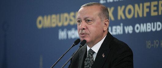 Cumhurbaşkanı Erdoğan'dan 'petrol paylaşımı' açıklaması