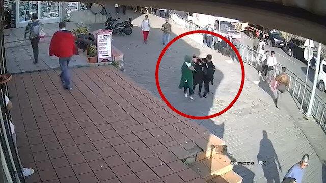 Karaköy'de genç kıza saldıran kadının komşuları konuştu: İlk saldırısı değilmiş