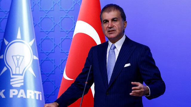 AK Parti Sözcüsü Ömer Çelik'ten önemli açıklamalar: Şiddetle kınıyoruz