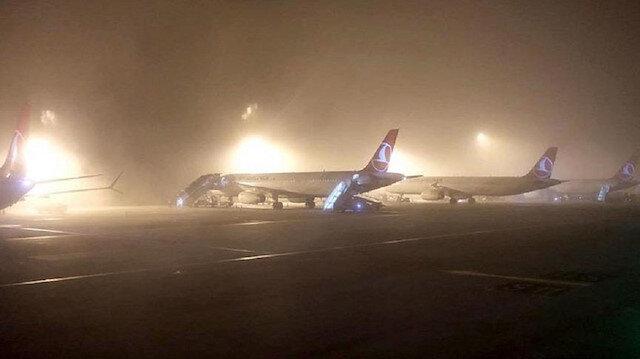 Sabiha Gökçen Havalimanı'nda seferler normale döndü