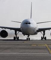İlk uzun mesafeli uçuş yapıldı