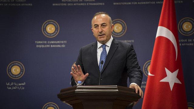Dışişleri Bakanı Mevlüt Çavuşoğlu: Buralar temizlenmezse harekatı başlatacağız