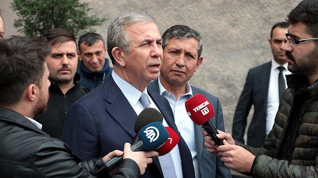 AK Parti'den Mansur Yavaş'a dikkat çeken soru: Her 5 günün birini niçin yurt dışından geçirdin