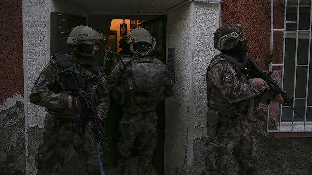 Diyarbakır'da PKK'ya yönelik operasyonda gri kategoride aranan terörist yakalandı