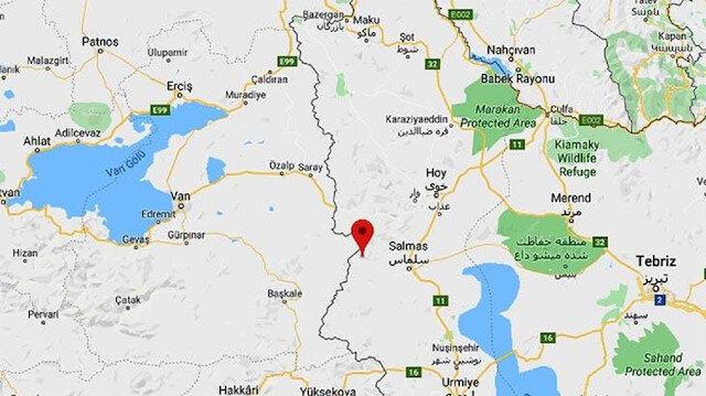 Türkiye - İran sınırında şiddetli deprem: Van'da hissedildi