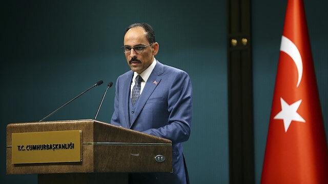 İbrahim Kalın: Fransa, Almanya ve İngiltere liderleri Cumhurbaşkanı Erdoğan ile Dörtlü Zirve gerçekleştirecek
