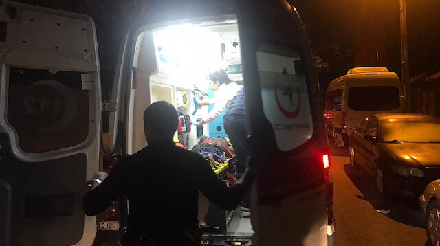 Kartal'da mobilya atölyesinde çıkan yangında 2 kişi hayatını kaybetti