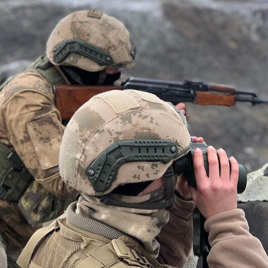 Jandarma, emniyet ve MİT'ten ortak operasyon: 3 terörist etkisiz hale getirildi