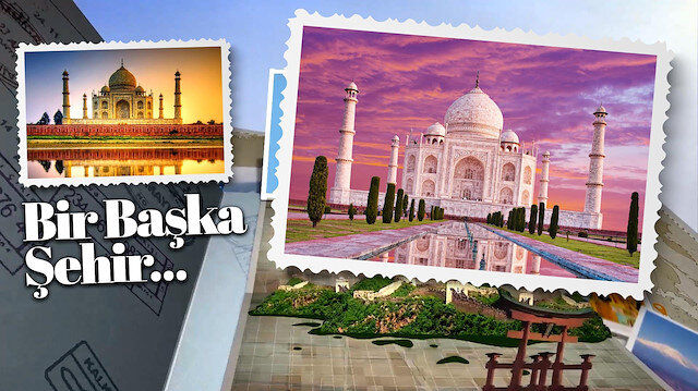 Şah Cihanın ölümsüz aşkı: Tac Mahal