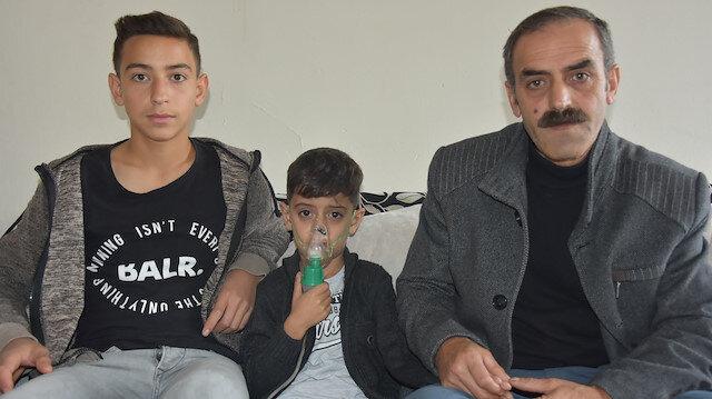 Aynı hastalıktan 5 kez evlat acısı yaşayan aile yardım eli bekliyor