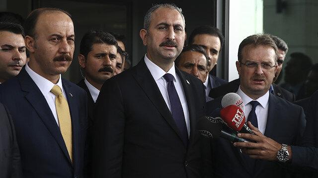 Adalet Bakanı Gül'den yeni yargı paketi değerlendirmesi: Ceza indirimi çalışması yok