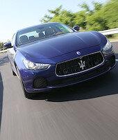 Yarı fiyatına satılık Maserati!