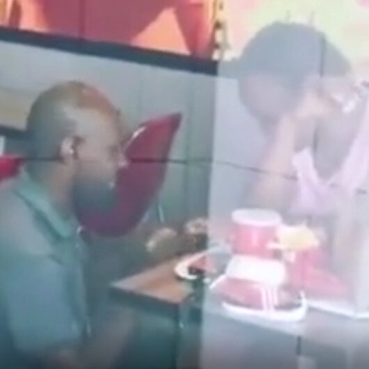 Global brands rush to support S African couple after 'broke' man pops the question in KFC