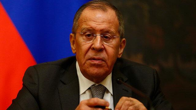 Turkish FM Sergey Lavrov