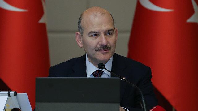 İçişleri Bakanı Soylu: 368 bin 217 Suriyeli ülkesine geri döndü