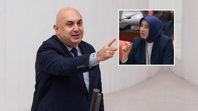 İkinci Ecevit-Kavakçı vakası: CHP'li Engin Özkoç'tan AK Partili Özlem Zengin'a