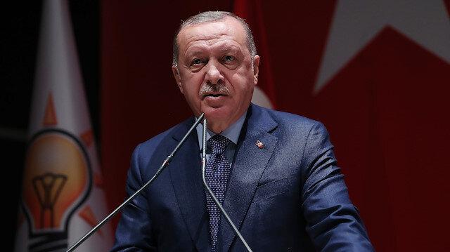 Cumhurbaşkanı Erdoğan: Özlem Hanım'a 'susturun bu kadını' diyecek kadar ahlaksız, edepsizce davranan CHP yetkililerine prim verecek değiliz