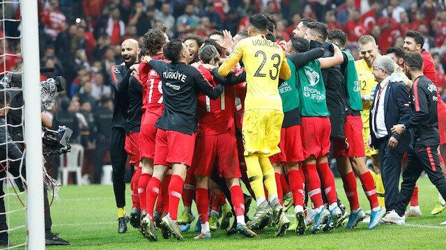 Avrupa'nın en iyi takımıyız
