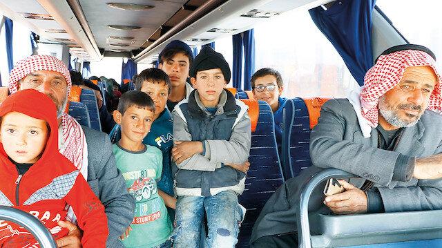 368 bin Suriyeli eve döndü