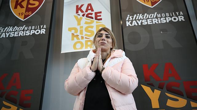 Süper Lig tarihinde bir ilk: Kayserispor'a kadın başkan
