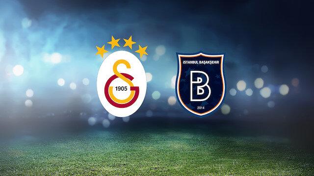 Galatasaray-Başakşehir