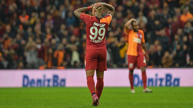 Galatasaray-Başakşehir: 0-1