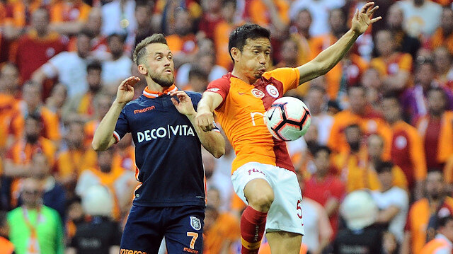 Galatasaray-Başakşehir rekabetinde 23. randevu