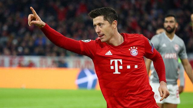 11 maçta 16 gol attı, gözünü Müller'in rekoruna dikti
