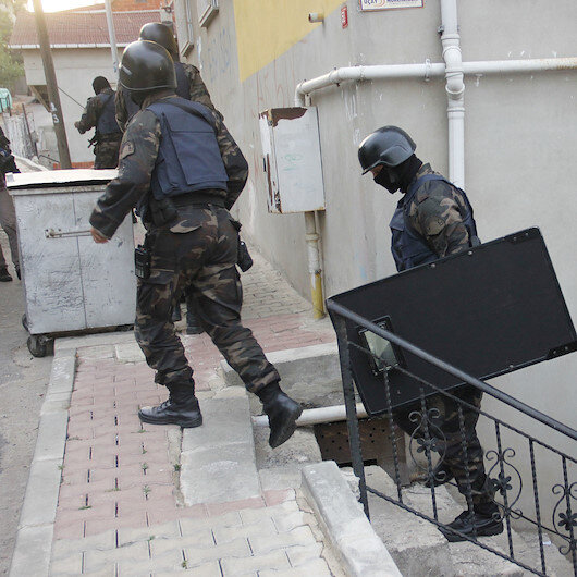 Irak'tan saldırı için gelen terörist Batman'da kıskıvrak yakalandı